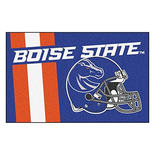 Boise Rug - Fanmats 18734 Boise State Uniform Inspired Starter Rug