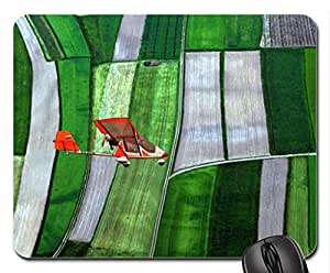 Aerial View Mouse Pad, Mousepad (Fields Mouse Pad)