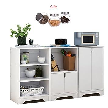 Amazon De Kuchenmobel Wxp Moderne Wohnzimmer Einfache Sideboard