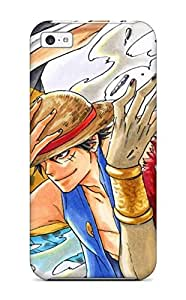 Anti-scratch And Shatterproof One Piece Anime Eustass Kid Monkey D Luffy Trafalgar Law Phone Case For Iphone 4/4s/ High Quality Tpu Case