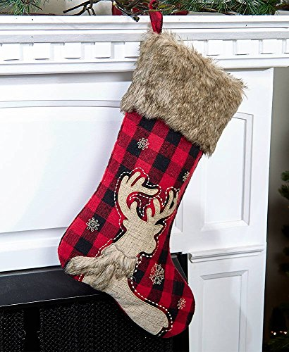 christmas stockings with deer buyer's guide for 2019