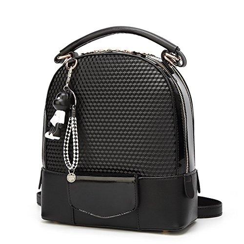 à Noir AllhqFashion Dacron Sacs Femme dos sacs Orné Mode Des Wa71pO70q