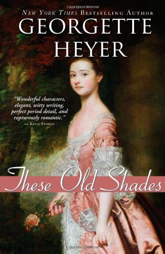 Book cover for These Old Shades
