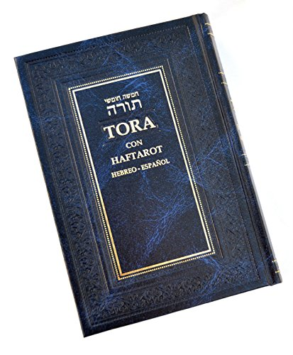 ca Torah Pentateuch&haftarot Book Bible Judaica Avy Blue, Hard Cover Israel ()