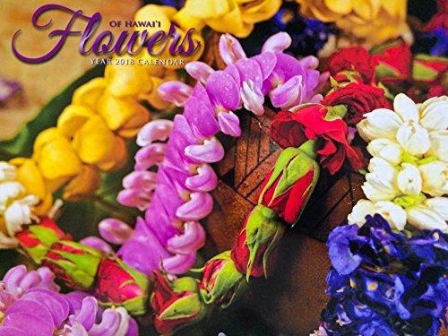 Long's Hawaii 2018 Hawaiian Twelve Month Calendar (Flowers of Hawaii)