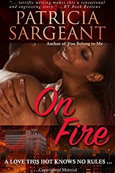 On Fire by [Sargeant, Patricia]