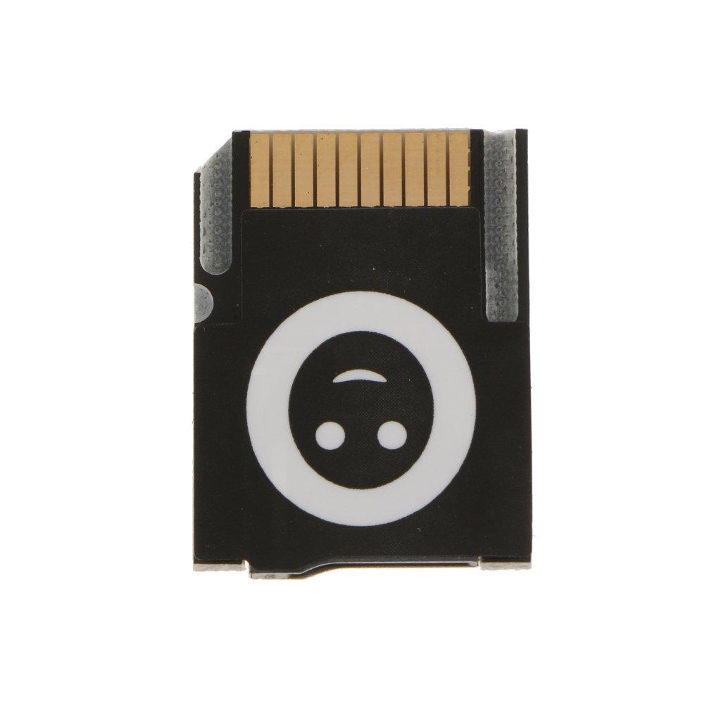 Prettyia Sd2vita 3.0 Per Psvita Game Microsd Card Adapter Per Ps Vita 1000 2000 - Rosso