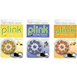 Plink Garbage Disposal Cleaner and Deodorizer, Multi Scent Pack of 3, Value Pack, 30 Cleanings