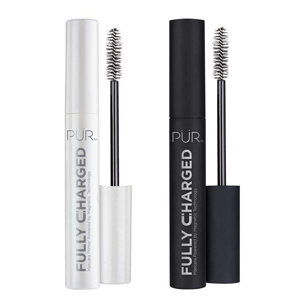 PÜR Quick Pro Fully Charged Mascara & Lash Primer Kit