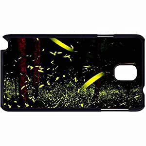 New Style Customized Back Cover Case For Samsung Galaxy Note 3 Hardshell Case, Back Cover Design Firefly Personalized Unique Case For Samsung Note 3