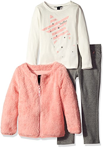 nautica-little-girls-toddler-jacket-shirt-and-double-knit-pant-pink-2t