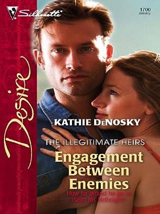book cover of Engagement Between Enemies