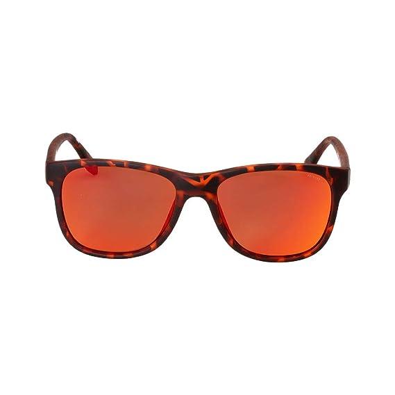 Nautica N3608Sp 245 55 Gafas de Sol, Rubberized Dark ...