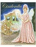 Cinderella Paper Dolls and 17th Century Costumes, Brenda Sneathen Mattox, Paper Dolls, 1935223038