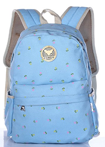 Canvas Point Double Shoulders Backpack Nice for School Student Child Carrier Backpack Reviews