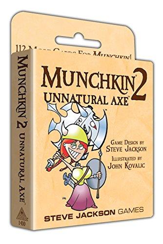 Munchkin 2 - Unnatural Axe ()