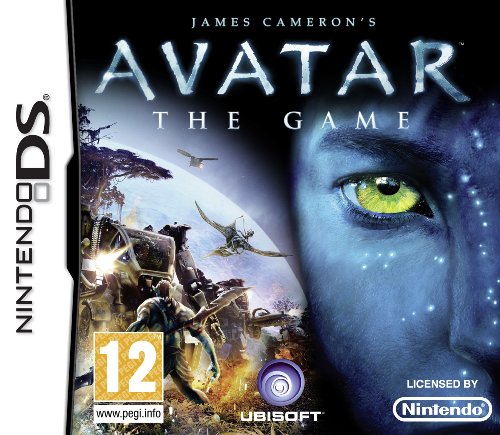 James Cameron's Avatar: The Game - Nintendo DS