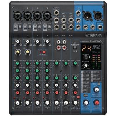 yamaha-mg10xu-10-input-stereo-mixer
