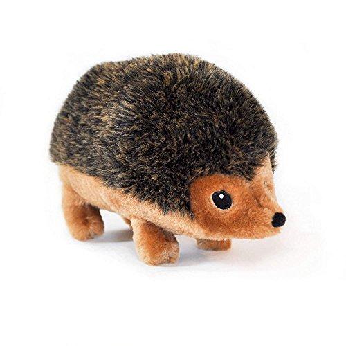 ZippyPaws 12-Inch Hedgehog Squeaky Plush Dog Toy, X-Large