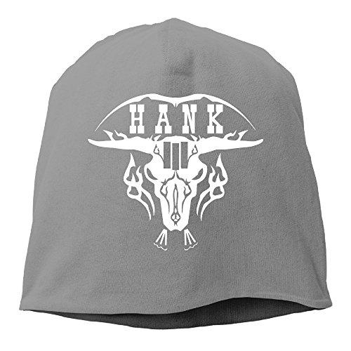 Daily Beanie Hank Williams Jr Logo