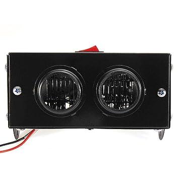 Auto Heater Fan Vehicle Car Van Caravan Heating Defroster Dimister 12V 300W NEW