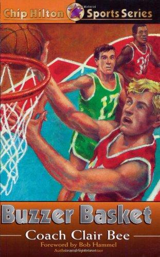 book cover of Buzzer Basket