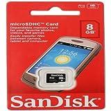Sandisk 8GB Micro SDHC Class 4