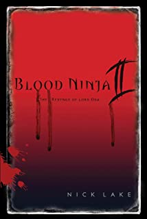 The Betrayal of the Living: Blood Ninja III (Blood Ninja 3)