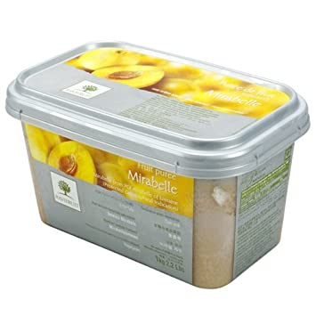 mirabelle plum puree 1 tub 22 lbs