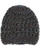 Winter Stretchy Large Comfort Vented Knit Beanie Skull Ski Hat
