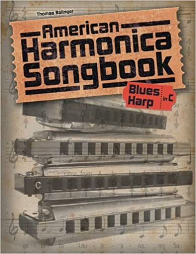 Amazon.com: American Harmonica Songbook: (Blues Harp in C ...
