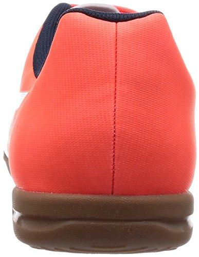 PUMA evoSPEED 5.4 - Botas de fútbol para hombre Naranja (Lava Blast-White-Total Eclipse 01)