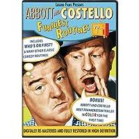 Abbott & Costello: Funniest Routines - Vol. 1 [Import]