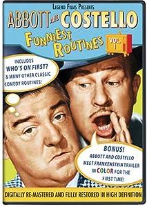 Abbott and Costello: Funniest Routines, Vol. 1 movie