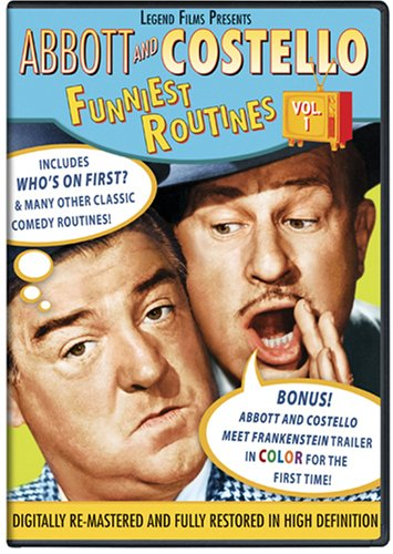 Abbott & Costello: Funniest Routines - Vol. 1 -