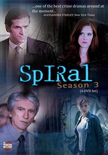Spiral: Season 3 (Spiral Episodes)