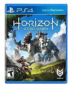 Sony Horizon Zero Dawn PlayStation 4