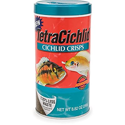 TetraCichlid Cichlid Crisps from United Pet Group, Inc.
