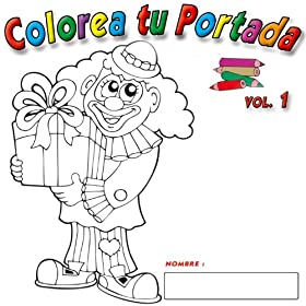 Amazon.com: Colorea Tu Portada Vol.1: Banda Infantil: MP3