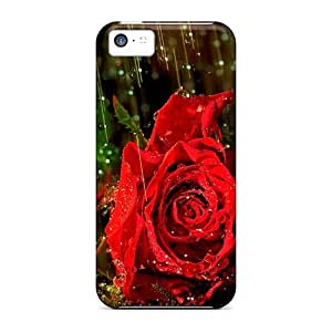 Excellent Design January Rain Case Cover For Iphone 5c