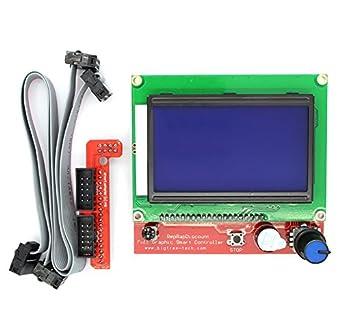 Amazon.com: anycubic LCD 12864 Graphic Smart módulo driver ...