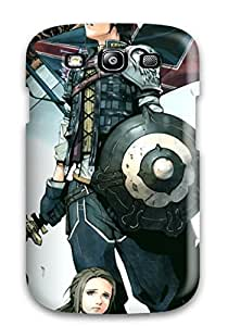 For Galaxy S3 Premium Tpu Case Cover The Last Remnant Protective Case