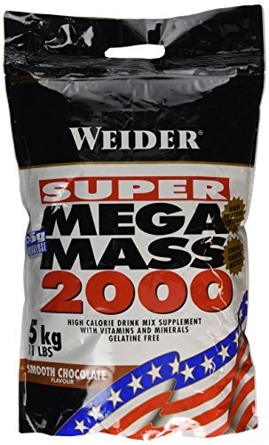Weider Nutrition Mega Mass 2000 Chocolate 5000g