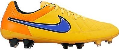 Nike Tiempo Legend V FG, Chaussures de Football Compétition Homme