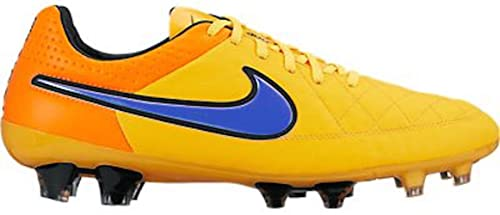 a863d1c99 Nike Tiempo Legend V FG Mens Football Boots 631518 Soccer Cleats Firm Ground  (UK 3.5