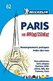 Paris Par Arrondissements, Michelin, 2067150529