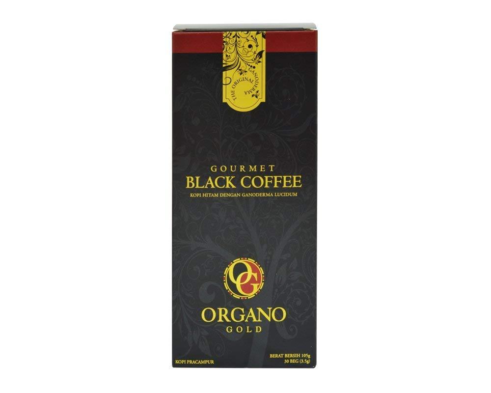 24 box Organo Gold Gourmet Black Coffee + 10 Zrii Rise Sachet FREE Express 2-3 Day by Organo Gold (Image #2)