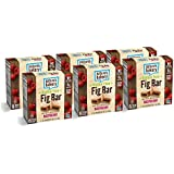 Nature's Bakery Gluten Free + non-GMO + Vegan, Fig Bar, Raspberry (36 Count)