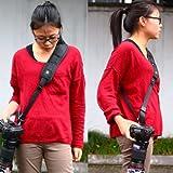 Generic DSLR Camera Quick Sling Strap Shoulder Strap Belt Strap Like Black Rapid Rs5 Rs7 Camera Dslr Neck Strap For Canon Nikon Sony