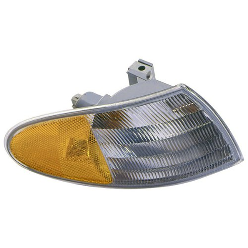 1995-1996-1997 Ford Contour Corner Park Lamp Turn Signal Marker Light Right Passenger Side (95 96 97)